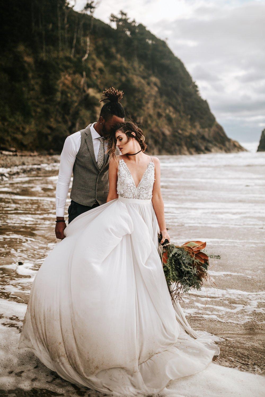 Hug Point Oregon Elopement- Cannon Beach- Grace and Jaden Photography (51).jpg
