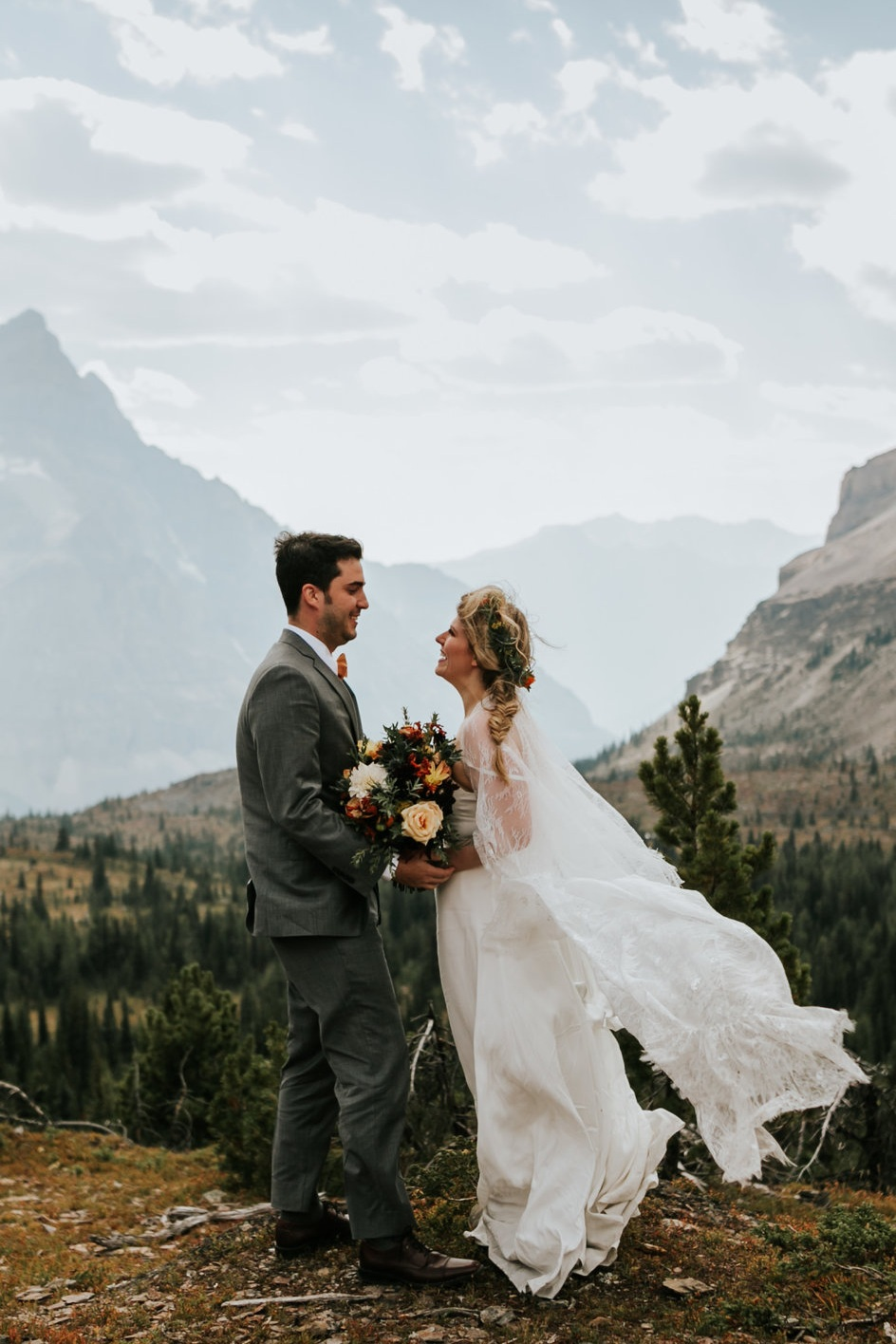 Banff National Park, Alberta Canada Elopement - Grace and Jaden Photography (66).jpg