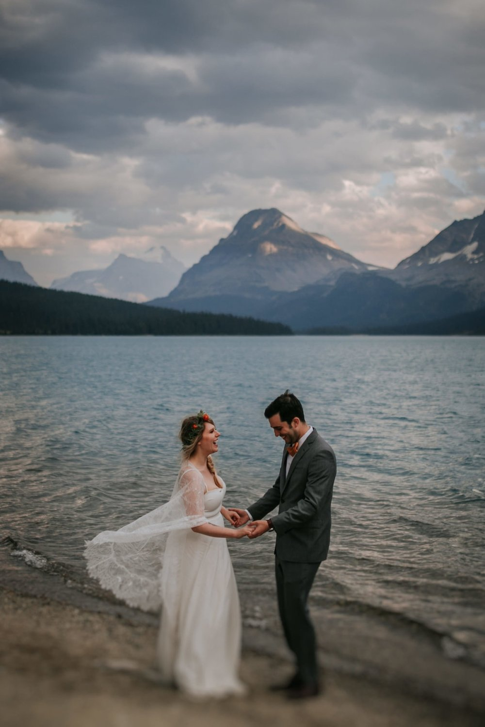 Banff National Park, Alberta Canada Elopement - Grace and Jaden Photography (141).jpg