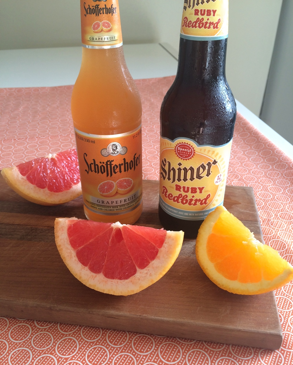 Grapefruit beers