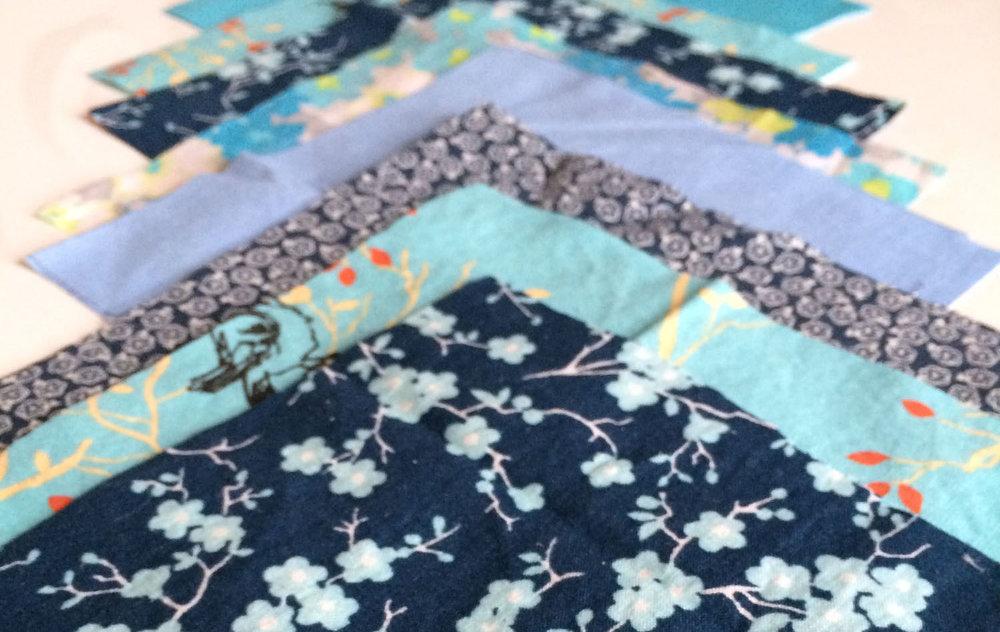 Cocktail napkin fabrics