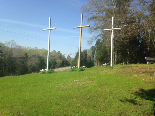 Stone Cross Hill Alabama