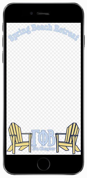 Retreat On-Demand Snapchat Filter