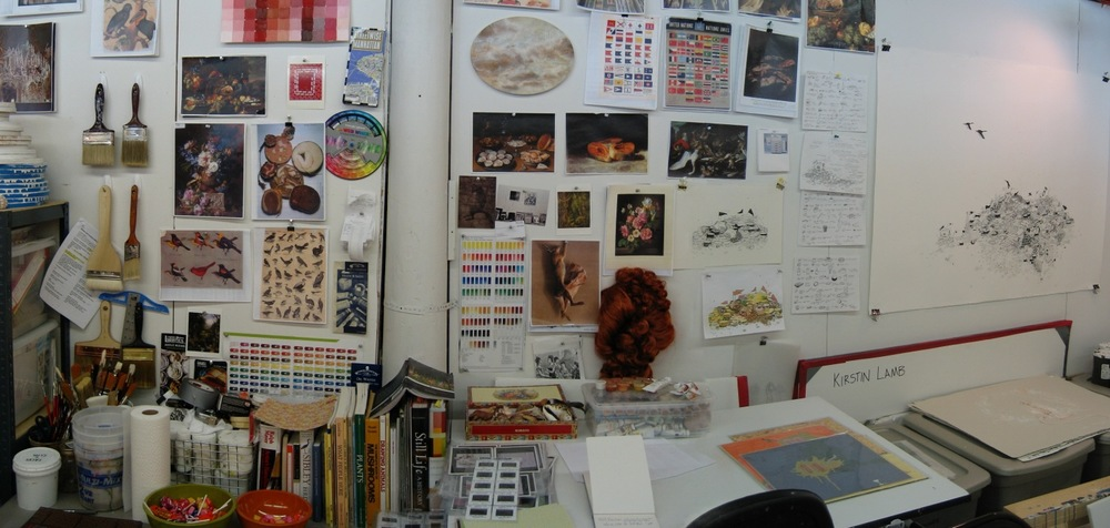 Kirstin Lamb Studio View 2006 Shot by Return to Center Blogger.jpg
