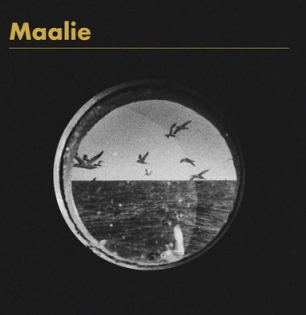 Maalie LP cover for Musician Erland Cooper.   Maalie' is the first taste of Erland Cooper's upcoming solo album, his first away from The Magnetic North and Erland And The Carnival, the projects he has been a part of over the last five years or so.  Having grown up in the Scottish archipelago of Orkney, he wrote this track as a response to the anxiety and claustrophobia that he feels comes with working and living in a city. 'Maalie' takes its name from the local 'Orcadian' dialect for the gull-like Fulmar, a grey and white seabird that's related to the albatross. An image from the series We Live by that water was used for this cover.