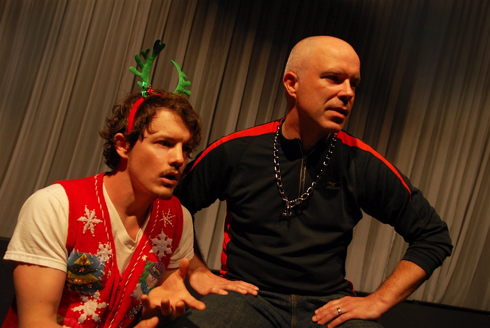 Brian Sheppard as Jimmy; Ian Ryan as Truman