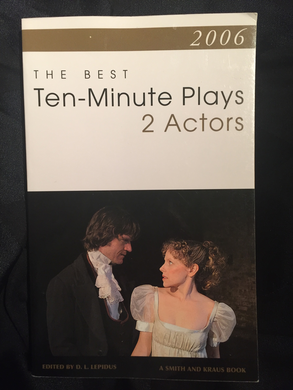 Double D   - The Best 10-Minute Plays for 2 Actors, Smith & Kraus, 2007