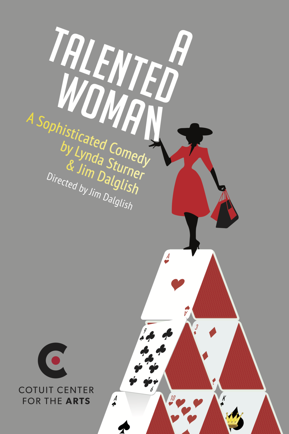 A talented woman poster..png
