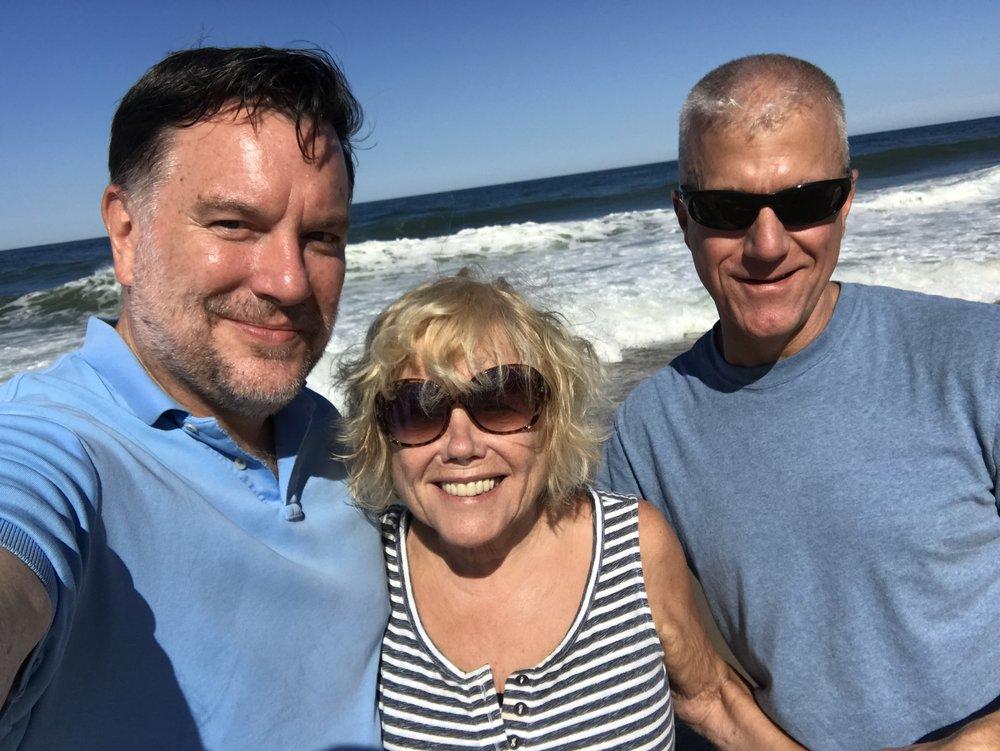 Jim, Lynda, and Rob