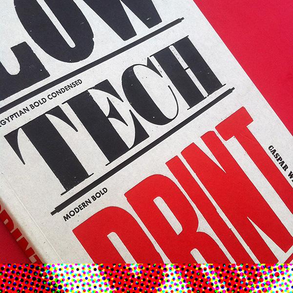 Low Tech Print de Caspar Williamson