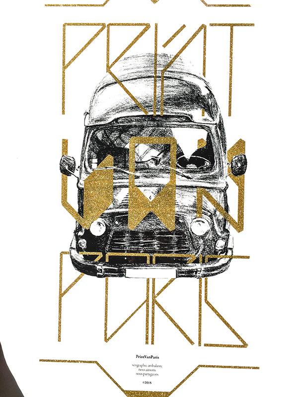 Print Van Paris