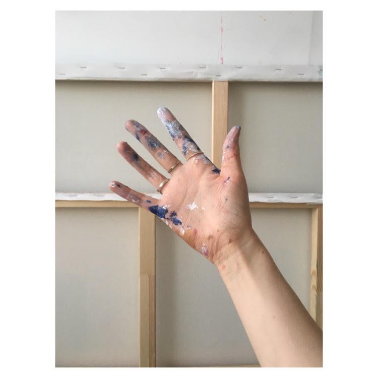 LAURAGEE.HAND.STUDIO.ARTIST.