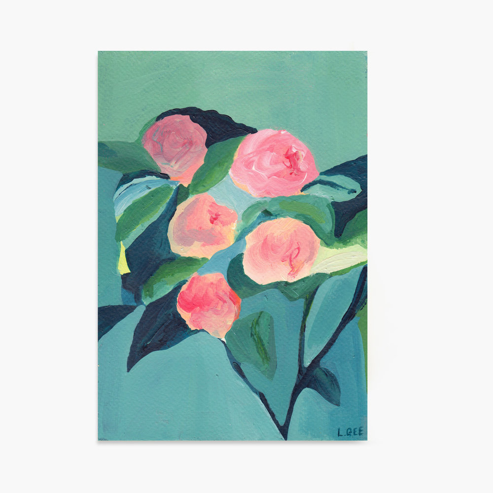 'The Rose Bush' SOLD
