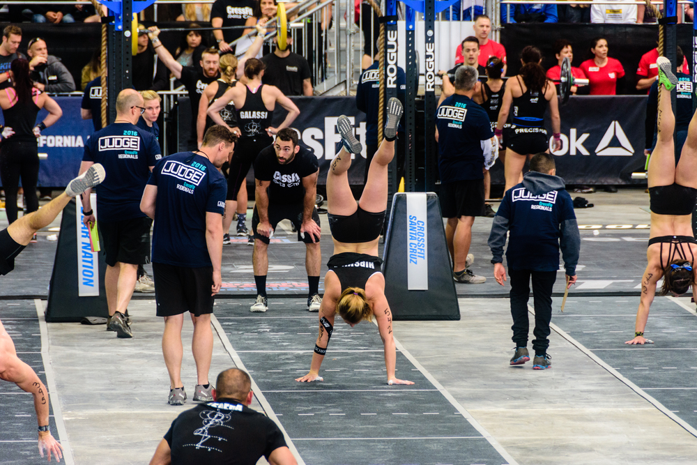 Cara in Team Event 7; photo courtesy of Lin Yi