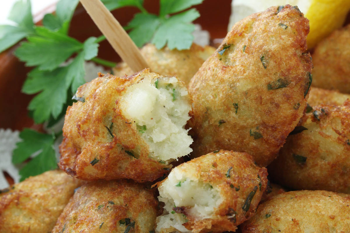 A Local Favourite:Delicious 'Bajan' Fish Cakes