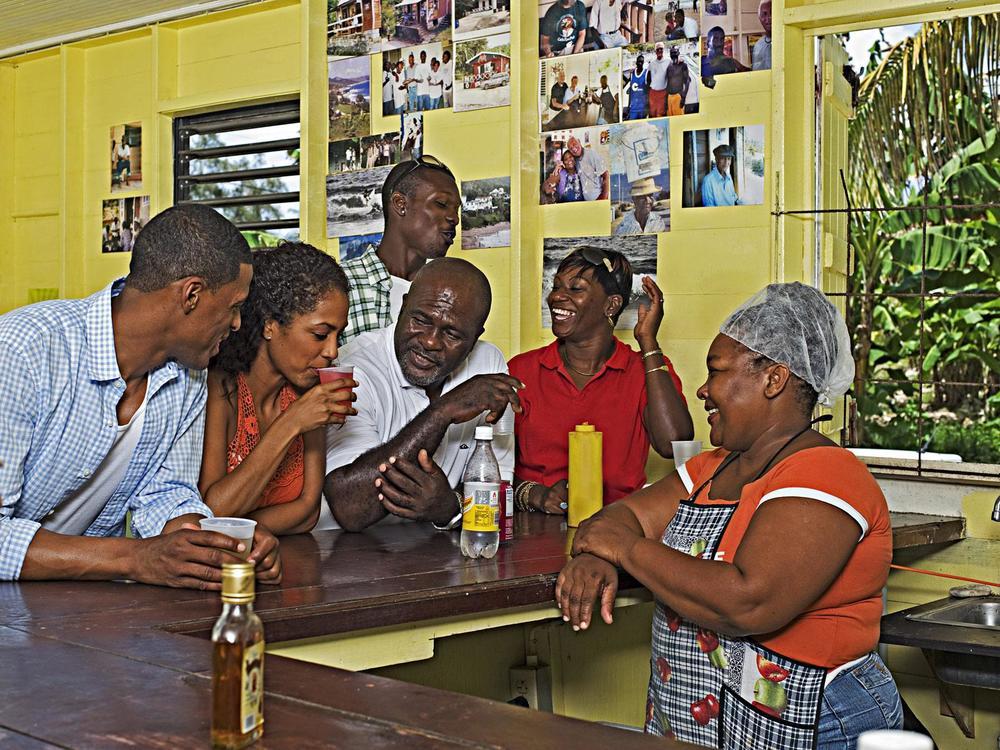 Friendly Barbadians
