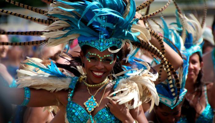 Crop Over in Barbados via www.panamericanworld.com