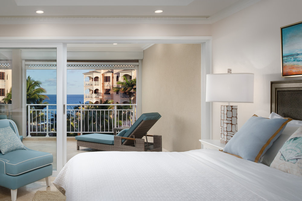 Contemporary-styled Master Bedroom of The Crane Private Residences