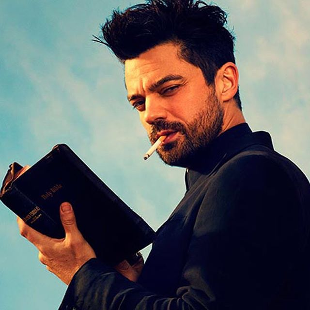 AMC's Preacher is my new jam. People watch so many stupid shows, but not this one, cus it's pretty, preeeety GOOD! Set your DVR to record ⏺#preacher #amc