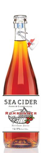 Sea Cider Rum Runner