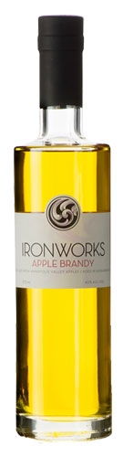 Ironworks Apple Brandy