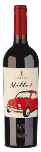Pratello Mille 1 Rebo