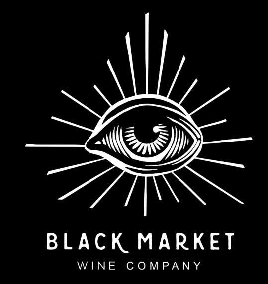 Black Market Wine Company Logo