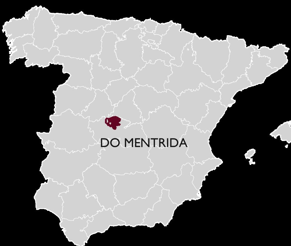 DO Mentrida, Spain