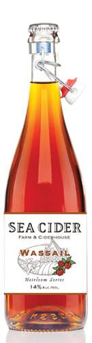 Sea Cider Bramble Bubbly