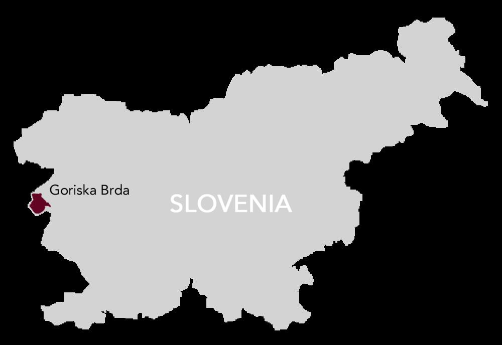 Goriska Brda,Slovenia