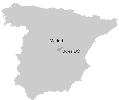 Uclés DO, Spain