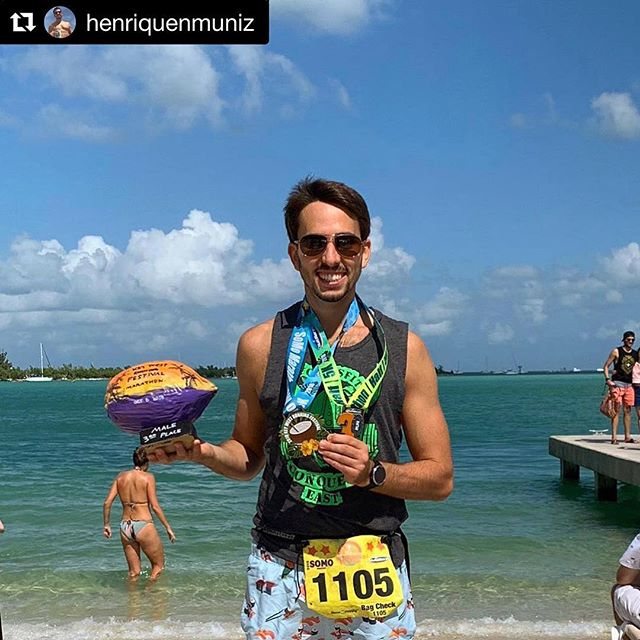 We all acknowledge and salute @henriquenmuniz for the hard work and dedication. 💪🏼👊🏼 • And we congratulate you on 1st Place Age Group + 3rd Place Overall. • #SpeedyGonzales #SpeedyMuniz #SpeedyHenrique #EastAF #FLL #Runner #Crossfit