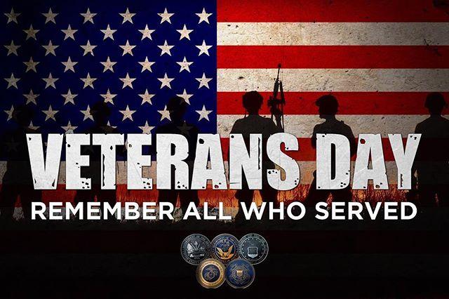 💪🏼👊🏼🇺🇸 #ThankYou #VeteransDay