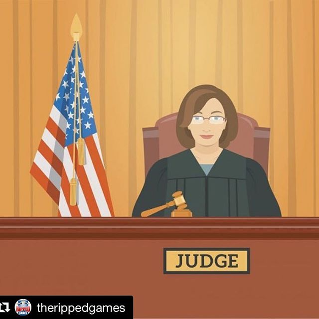 Not feeling like competing?! #Judge • #Repost @therippedgames ・・・ Judges and volunteers wanted for The Ripped Games 5. All judges will be paid CASH$$$ and receive a bag of products from our sponsors. This year is going to be our biggest and best event yet! This is a great way to have a front row seat.  Email us now to confirm your spot.  #judges #rippedgames #cfr #crossfit #davie #bergeron #fitfam #important #cash #rodeo