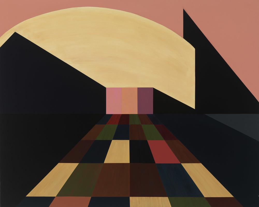 Sunset BOULEVARD by Debra K. Jayne