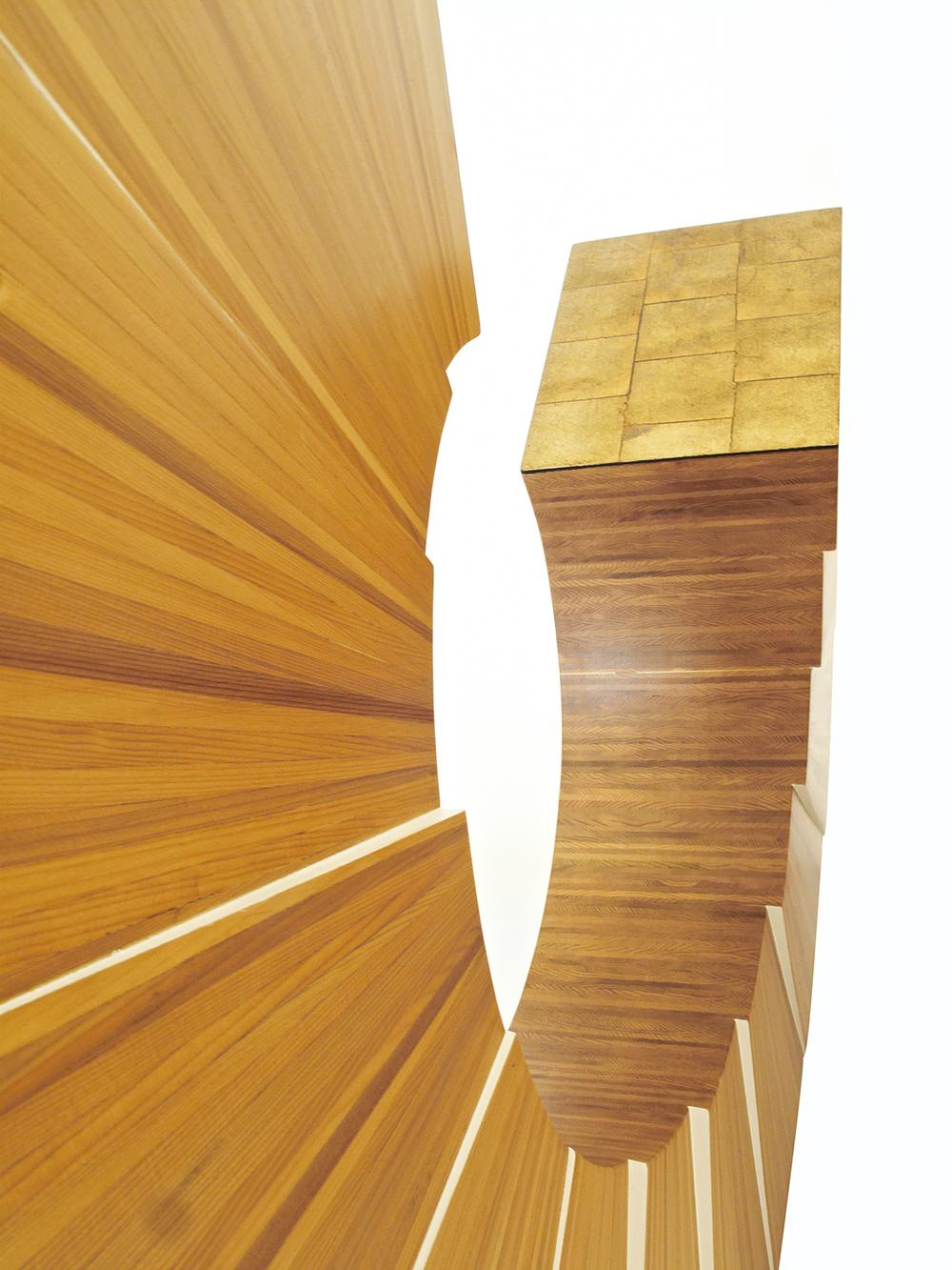 Arched Cedar by Jacob Kulin