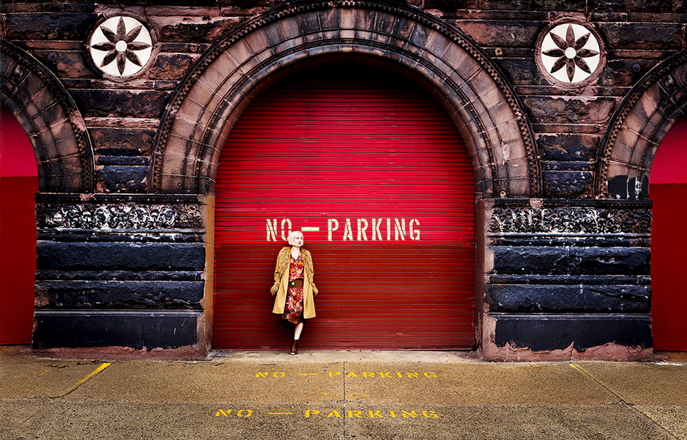 No Parking  BY MICHAEL CONFER