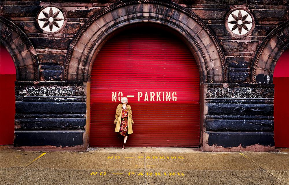 No Parking BY MICHAEL CONFER