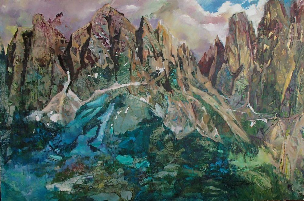 The dolomites by torgesen Murdock