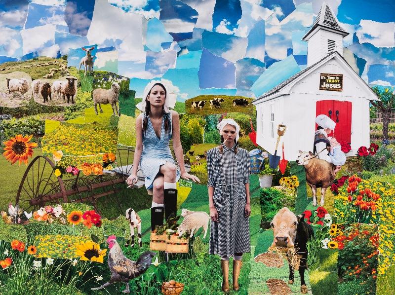 Amish Girls Gone Wild by Lawren Cutler