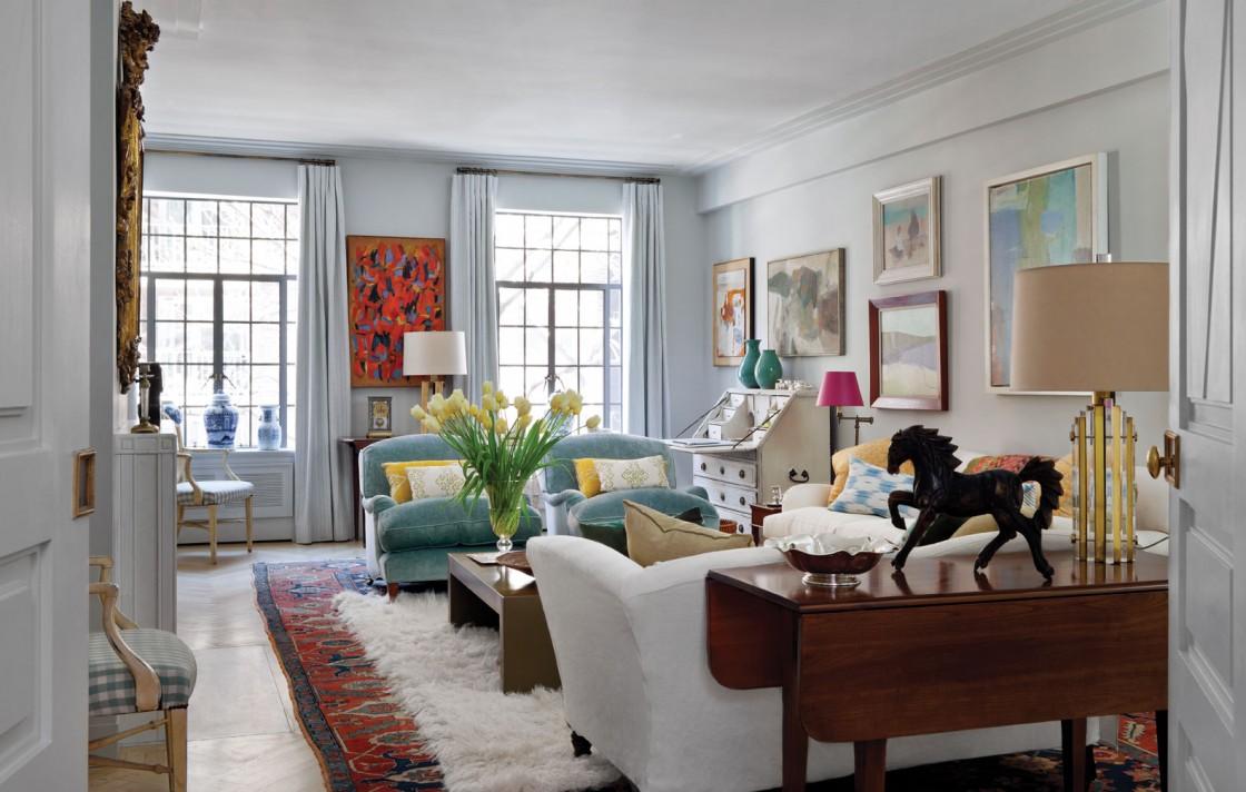 Living Room Art Art Advisory Art Takes Manhattan