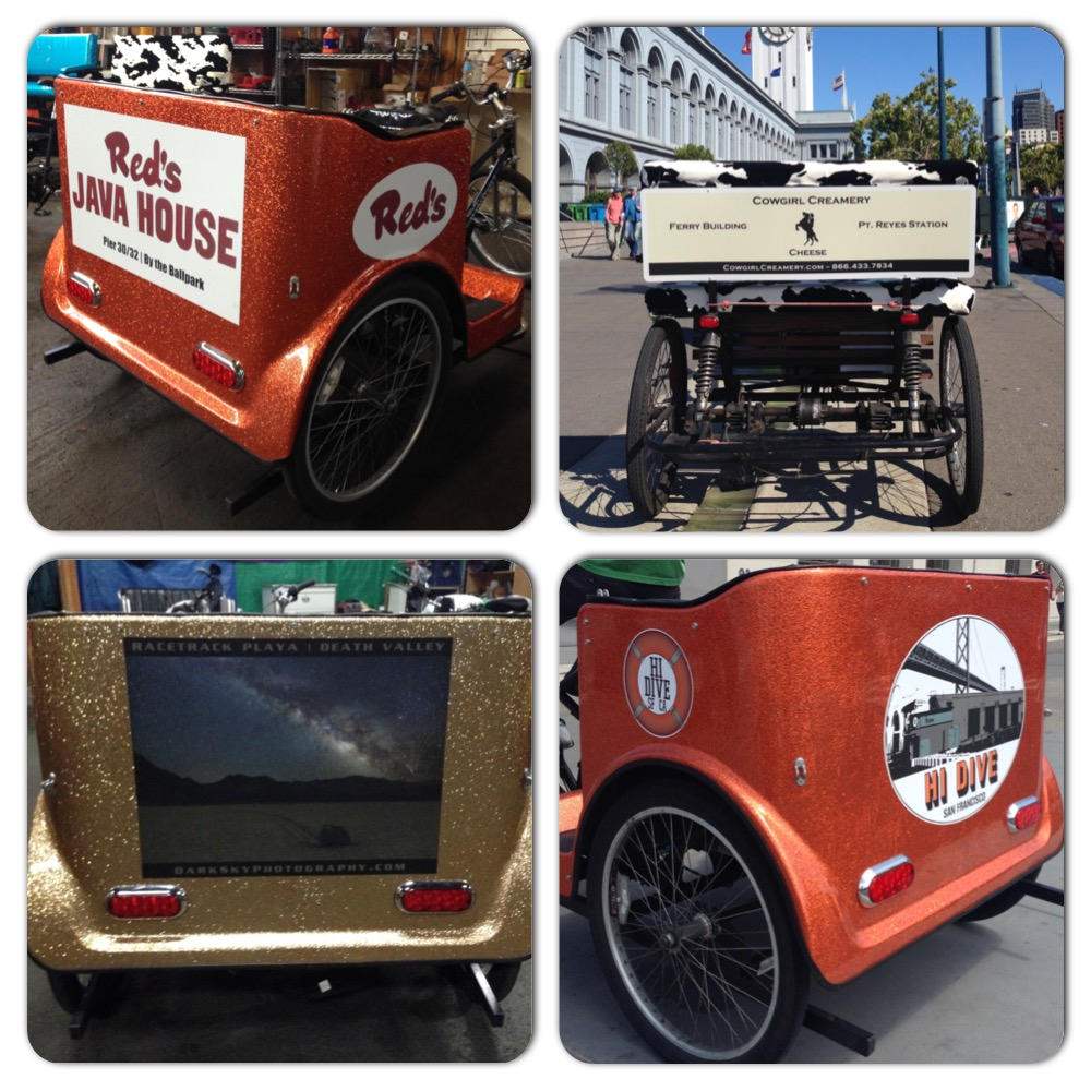SF Pedicabs
