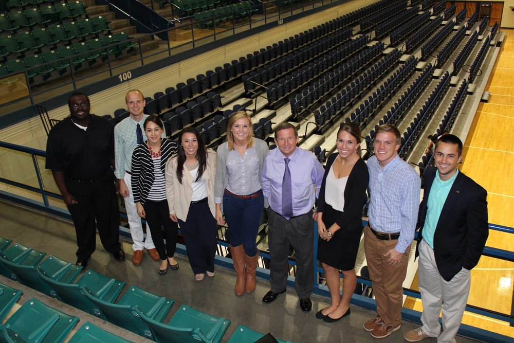 UNCW Communication Studies Faculty
