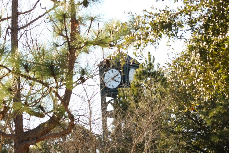 UNCW Clocktower