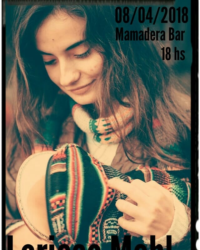 Y empezamos los conciertos en Argentina!  Tocaremos en la ciudad de San Juan, en la Feria de la Mama, en el bar Mamadera.