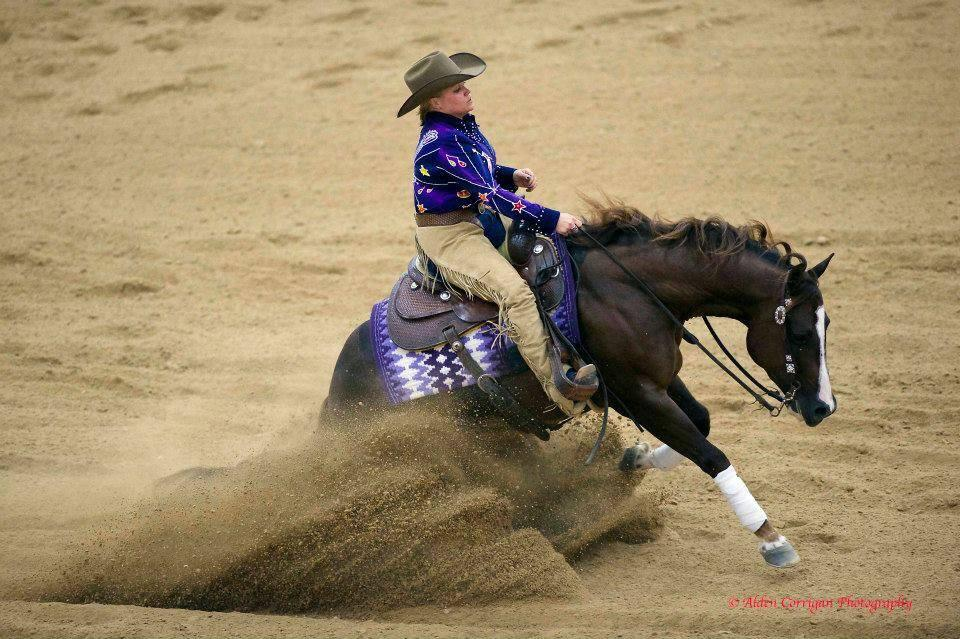 Check This Nicadual   Earner of  $13,100.27+  High Roller Reining Classic Whizkey N Diamonds 4 Year Old Stake L4 Non Pro Champion