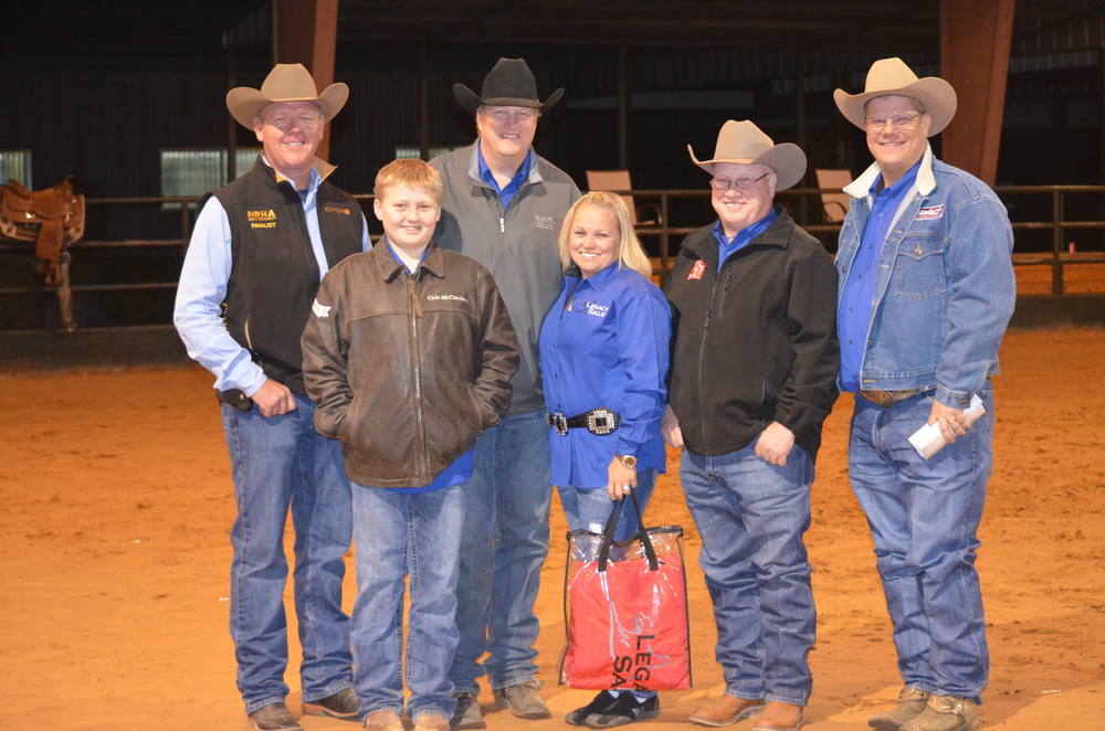 Troy Heikes, Cade McC, Tom McC, Mandy McC, Tim McQ, Dell Hendricks.JPG