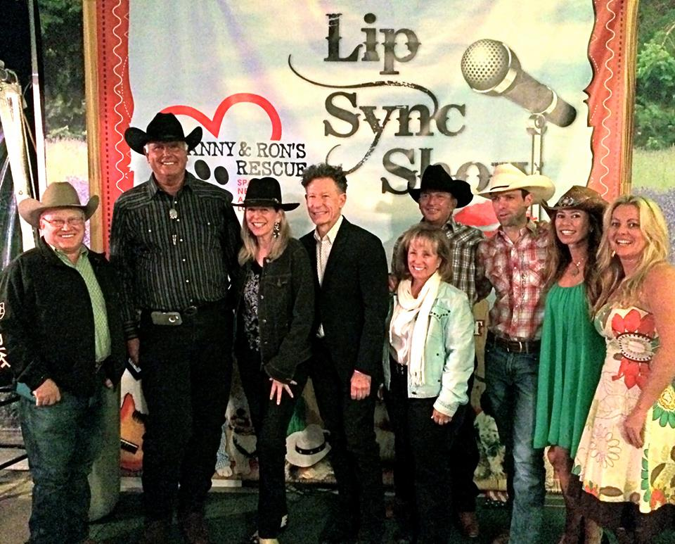 6th Annual Lip Sync to benefit Danny Rons Rescue guest judge Lyle Lovett.jpg