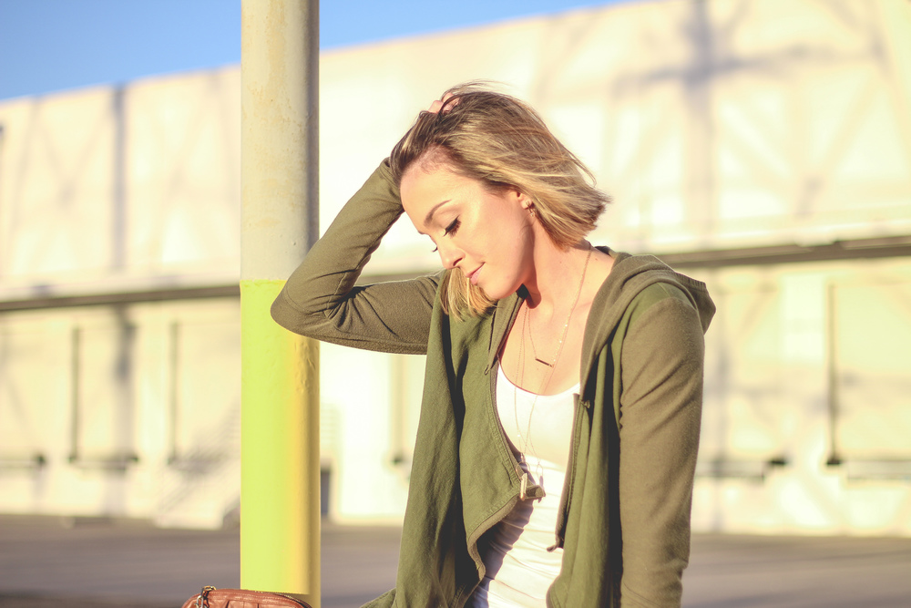 Kristen Gill - makeup