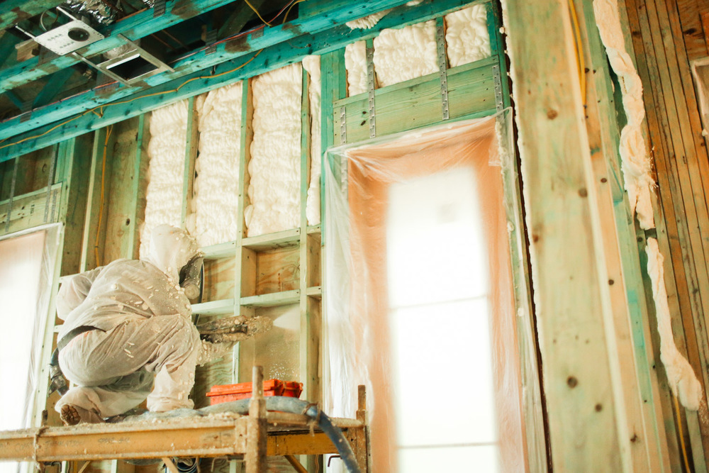 Bluffton Spray Foam, Hilton Head Spray Foam, Beaufort Spray Foam